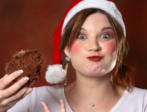 Przepis naszczęśliwą babkę świąteczną.
